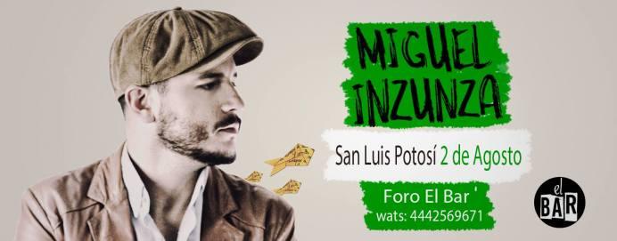 2 agosto Miguel Inzunza