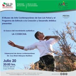 20 Julio MAC La Cosecha