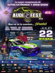 22 Julio Audiofest