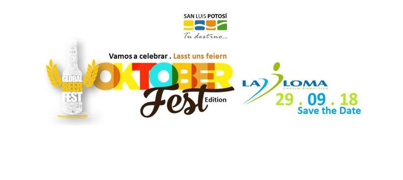 29 septiembre Global Beer Fest