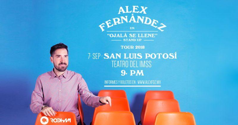 Alex Fernandez Ojalá se llene