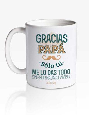 Taza para papá SLP