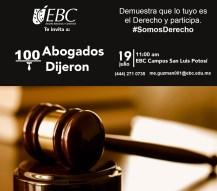 EBC Derecho