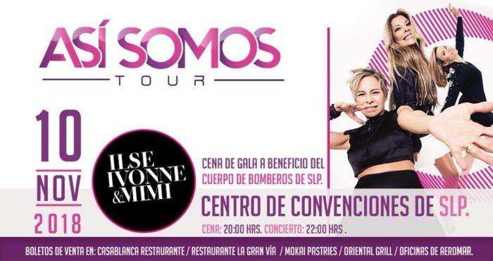 Asi Somos (Flans) Ilse Ivonne Mimi Centro de convenciones