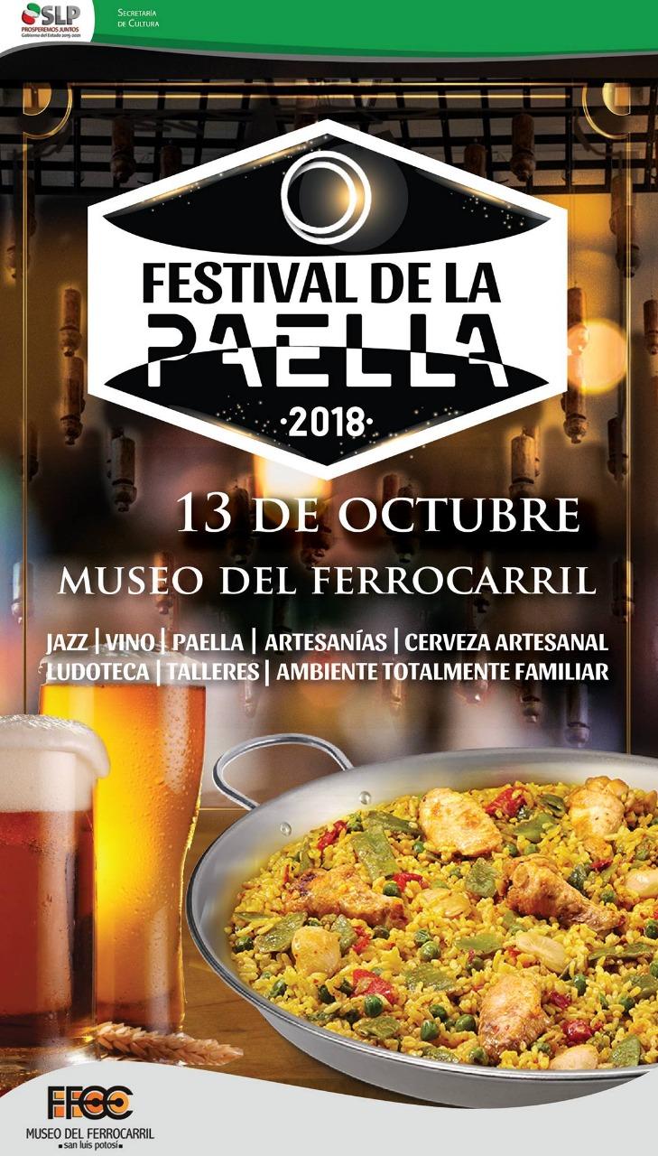 Festival paella FFCC