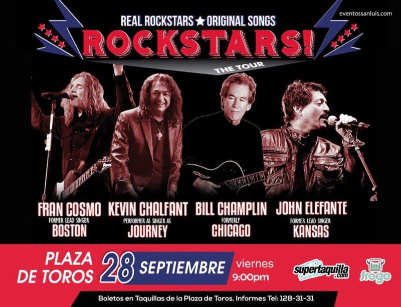RockStars Plaza de torros