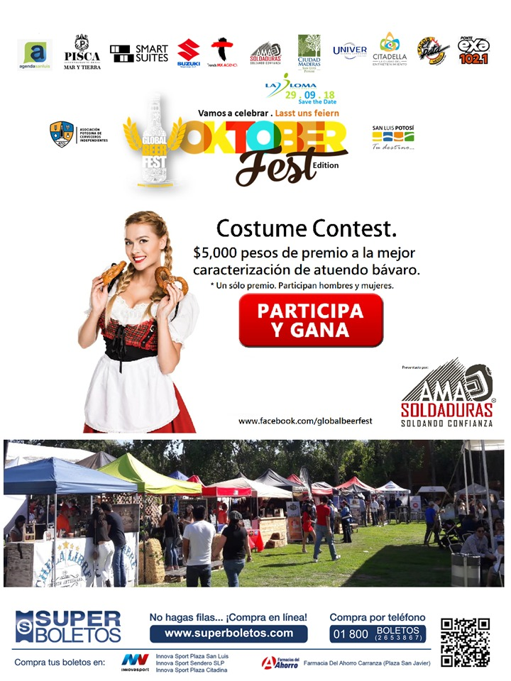 Oktober Fest La loma SLP
