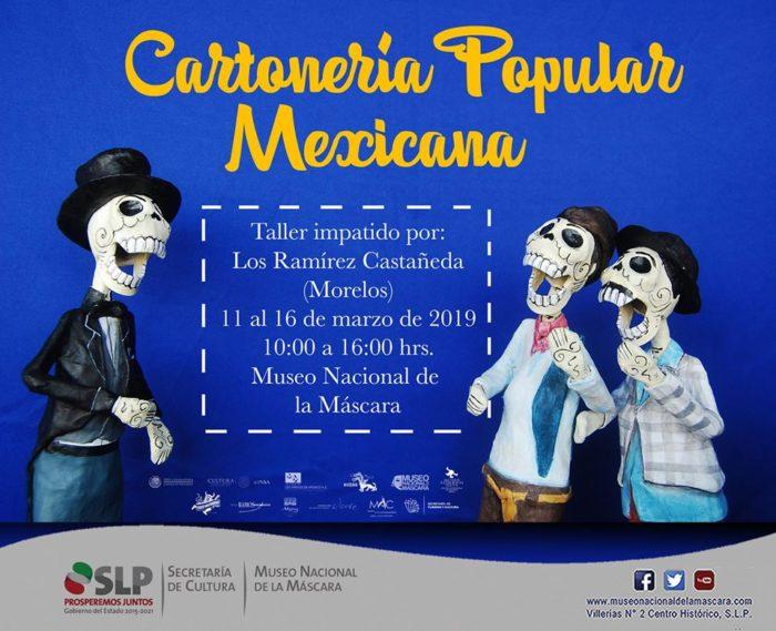 Cartonería Museo Máscara