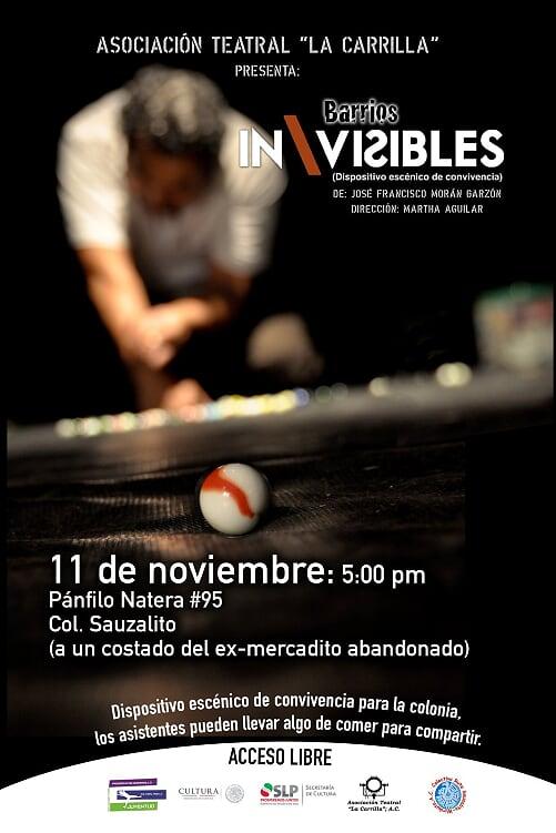 11 Noviembre Invisibles