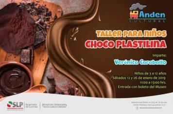 choco plastilina Museo Ferrocarril