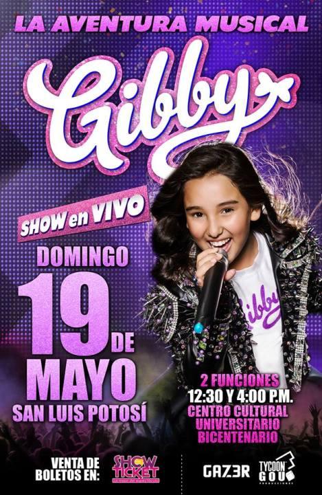 Gibby El Show SLP
