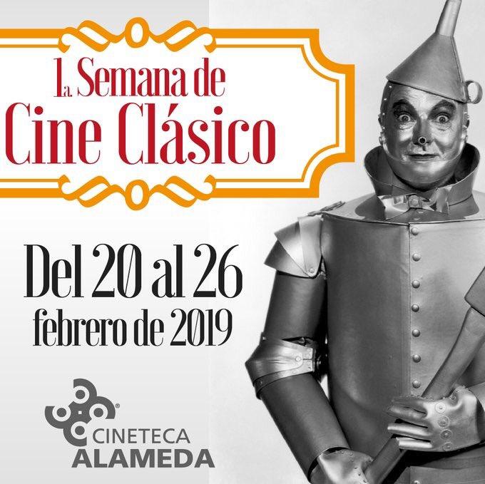 Cine Clásico Cineteca