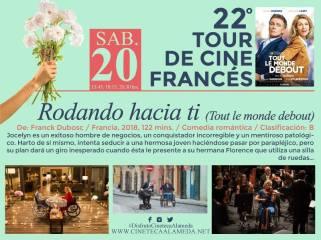 20 Octubre Cine Francés