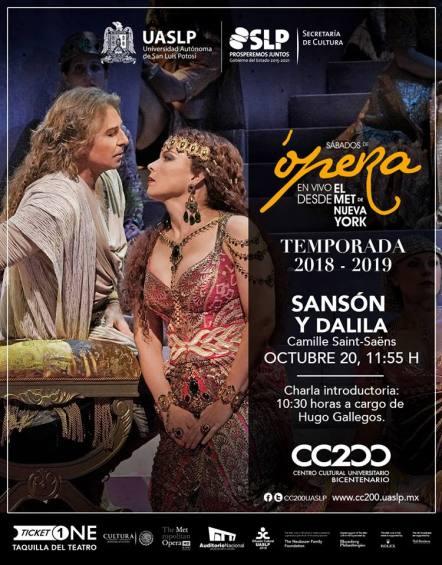 Ópera Centro Universitario Bicentenario SLP