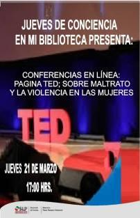 Conferencias TED SLP