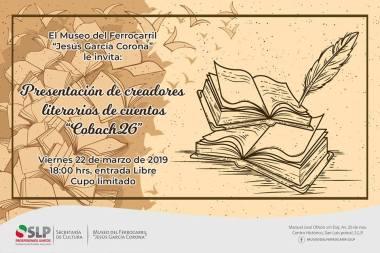Museo Ferrocarril Creadores Literarios