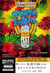 Global Beer Fest SPRING BREAK