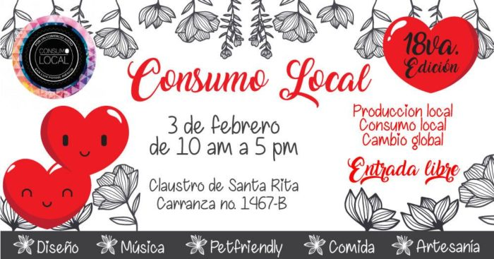 Mercadito Consume Local SLP