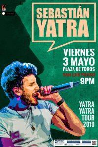 Sebastián Yatra: Yatra Tour @ Plaza de Toros Fermín Rivera