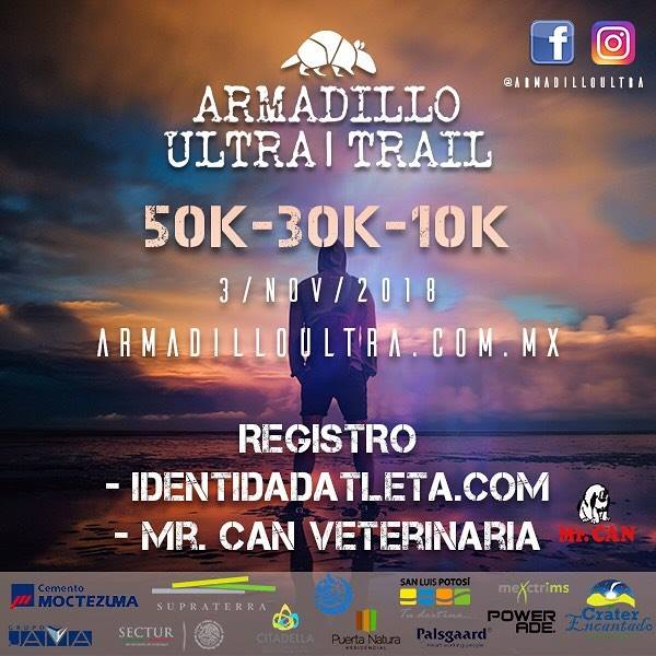 Armadillo Ultra Trail