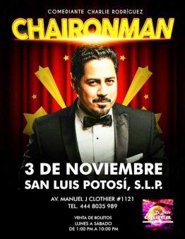 3 Noviembre Chaironman