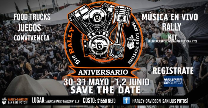 Rally Harley Davidson