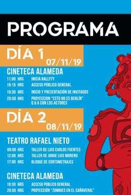 Festival Internacional de Cine SLP