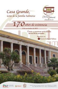 Centro cultural de Salinas S.LP.