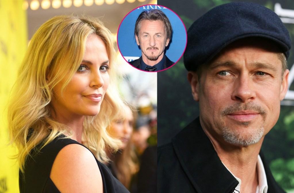 ¡Brad Pitt y Charlize Theron son novios!