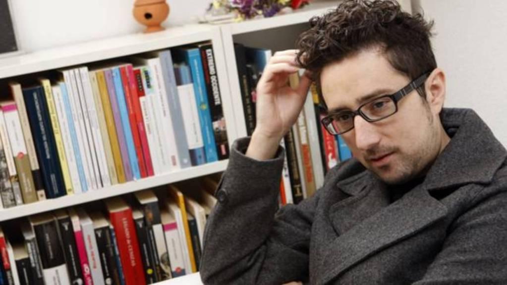 El escritor argentinoPatricio Prones Premio Alfaguara de Novela 2019