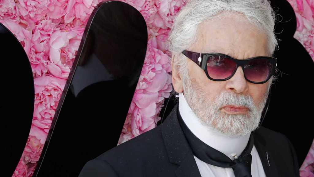 El mundo de la moda perdió a Karl Lagerfeld unos de los creativos más grande del diseño