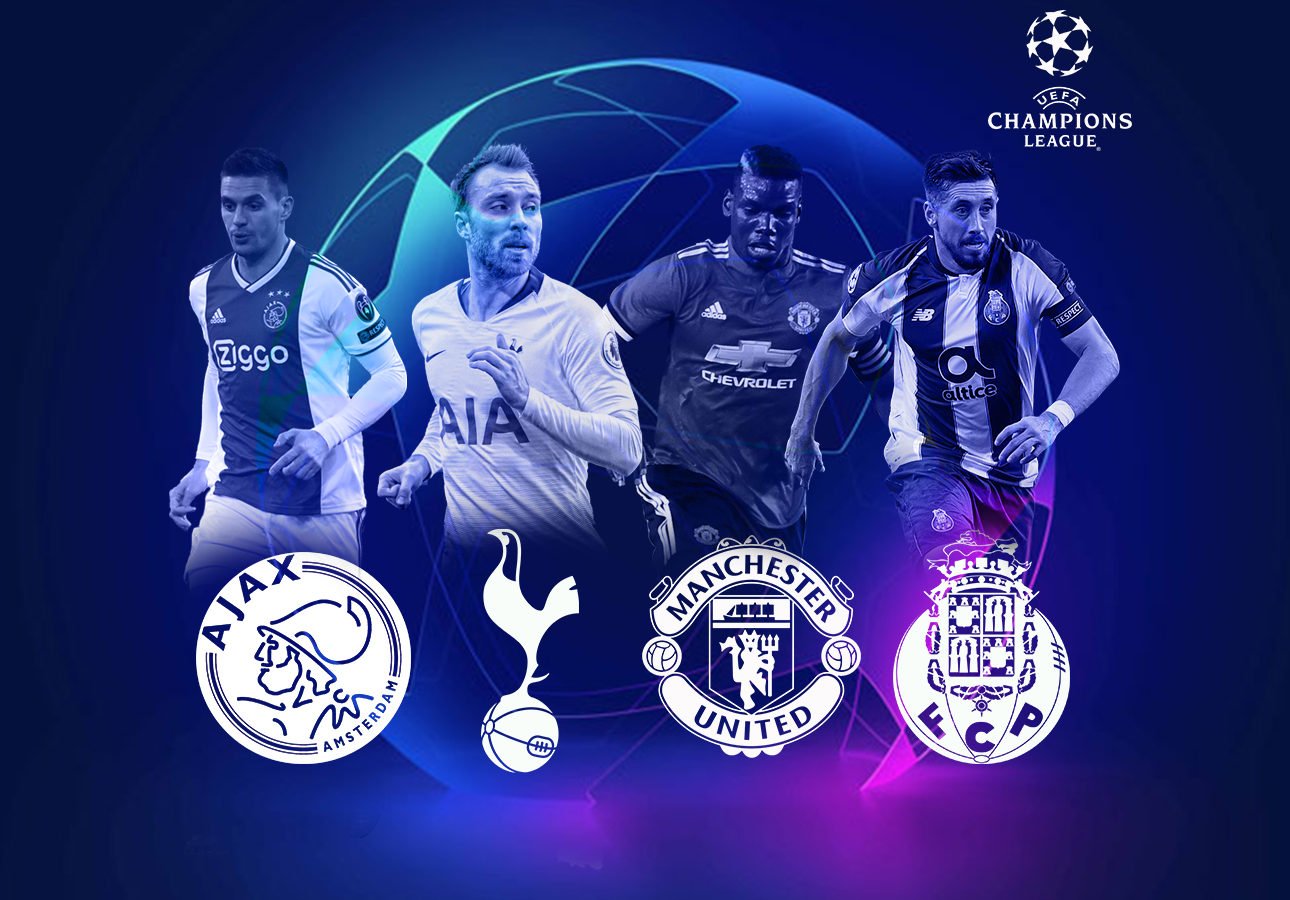 Listos los cuartos de final de la Champions, dominan equipos ...
