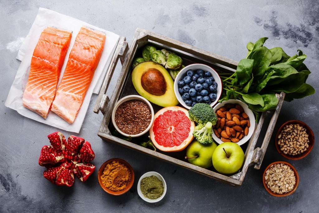 Estos alimentos te ayudan a mantener a raya la glucosa en la sangre