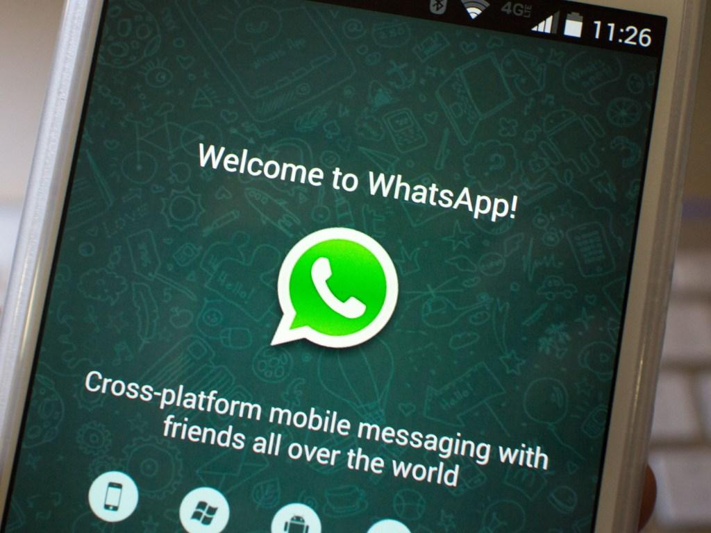 ¡Sopas! WhatsApp demandará a usuarios que violen términos de uso de la app