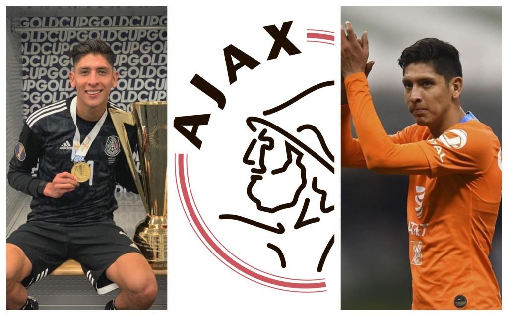 ¡Va al Ajax! Edson Álvarez es el fichaje mexicano más caro en la historia de la Liga MX