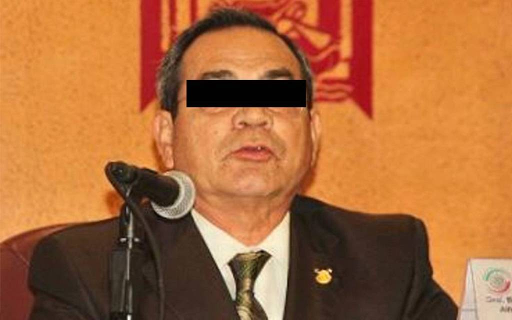 Capturan al general en retiro Sócrates Herrera, ex jefe de seguridad de Pemex