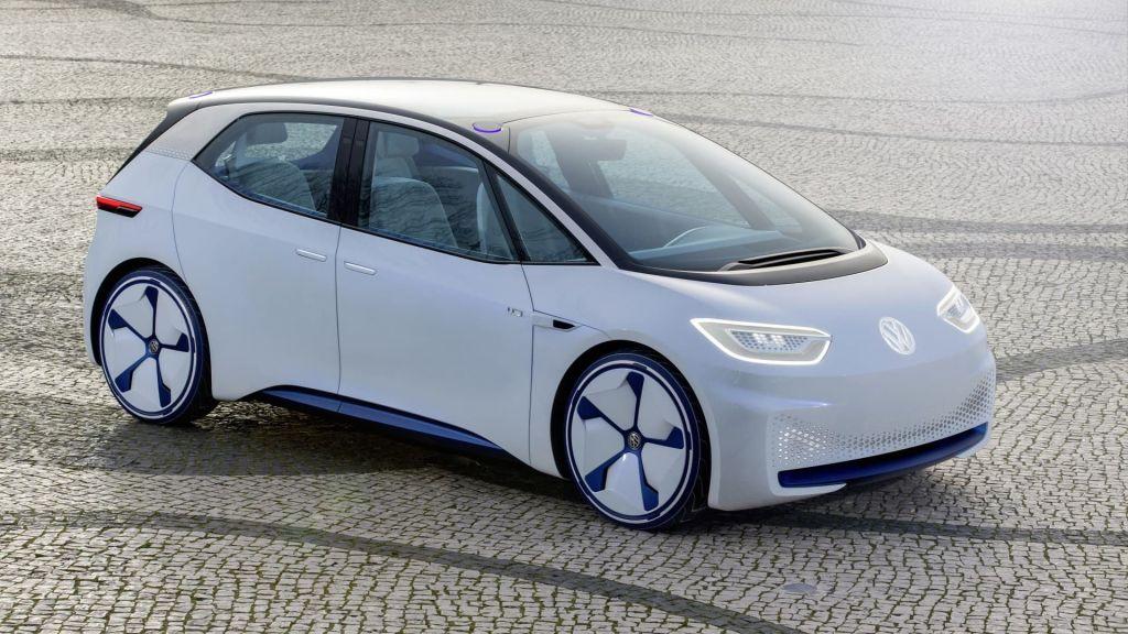 Nuevo auto eléctrico ID 3 y cambio de logotipo las novedades que presentará Volkswagen