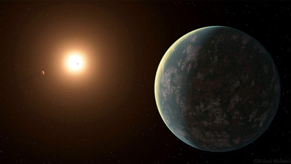 Descubre la NASA planeta potencialmente habitable