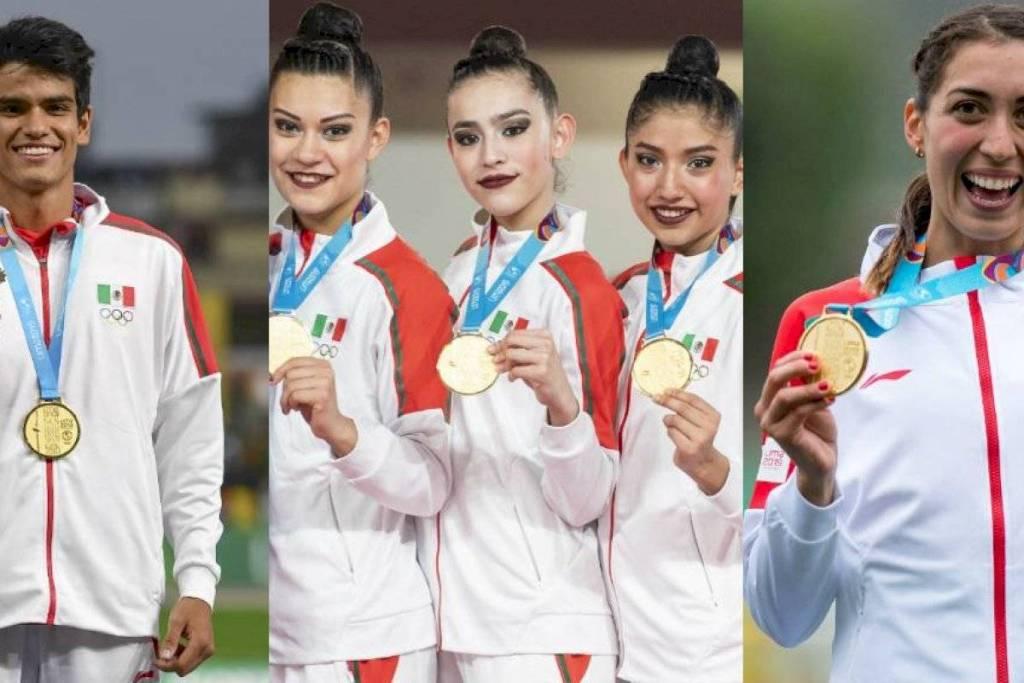 México tuvo una actuación de oro en los Juegos Panamericanos Lima 2019