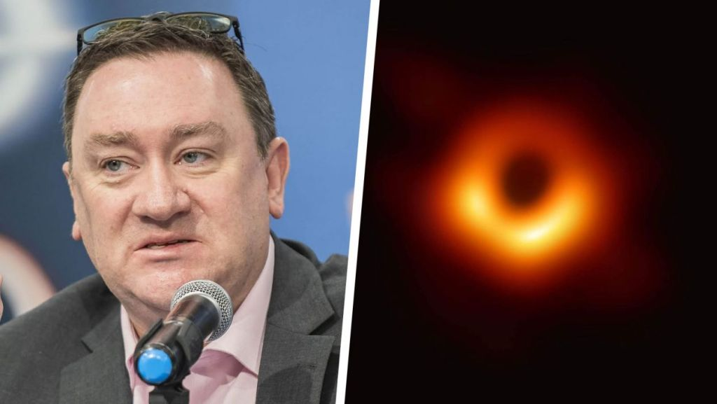 Mexicano gana «Oscar de la Ciencia» por su contribución para lograr imagen del primer agujero negro