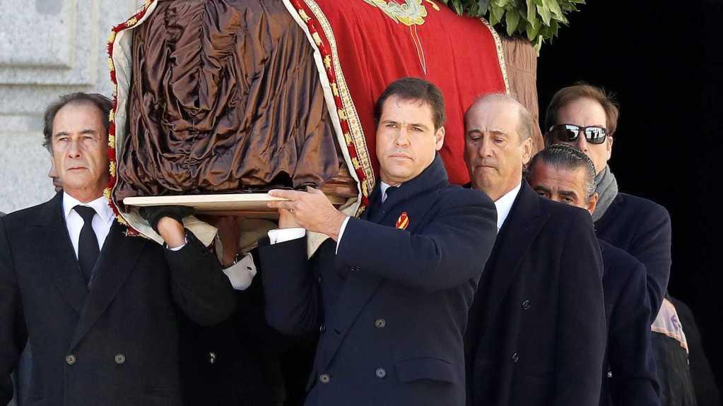 ¿Por qué exhumaron en España los restos del dictador Francisco Franco?