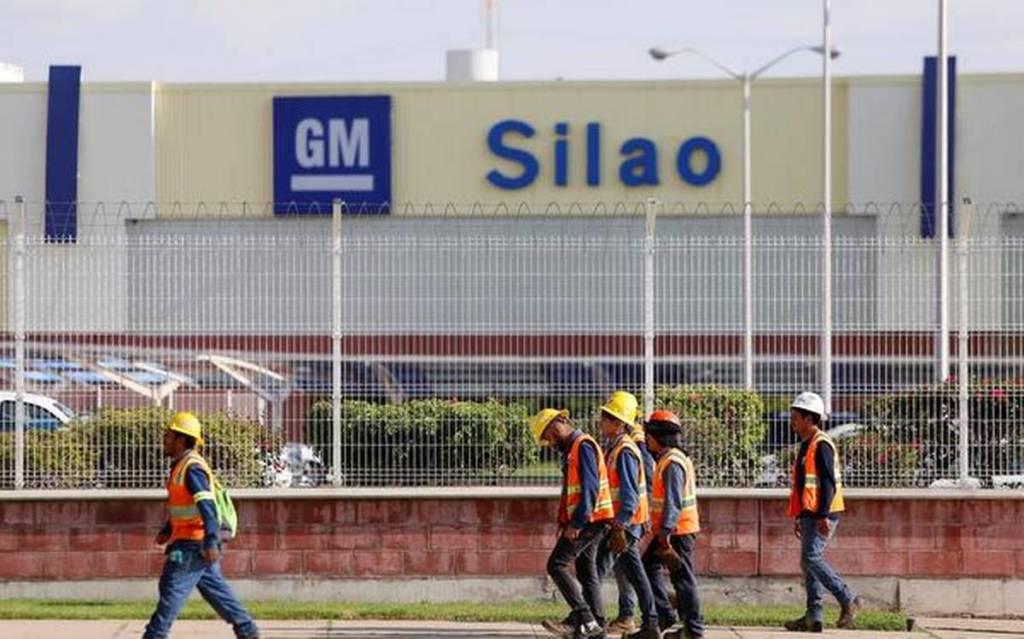 Paran 6,500 trabajadores de General Motors en México por huelga de GM en Estados Unidos