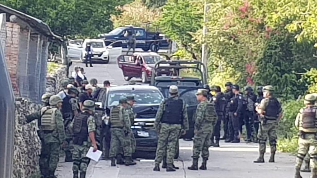 Mueren 14 civiles y un militar en enfrentamiento cerca de Iguala, Guerrero