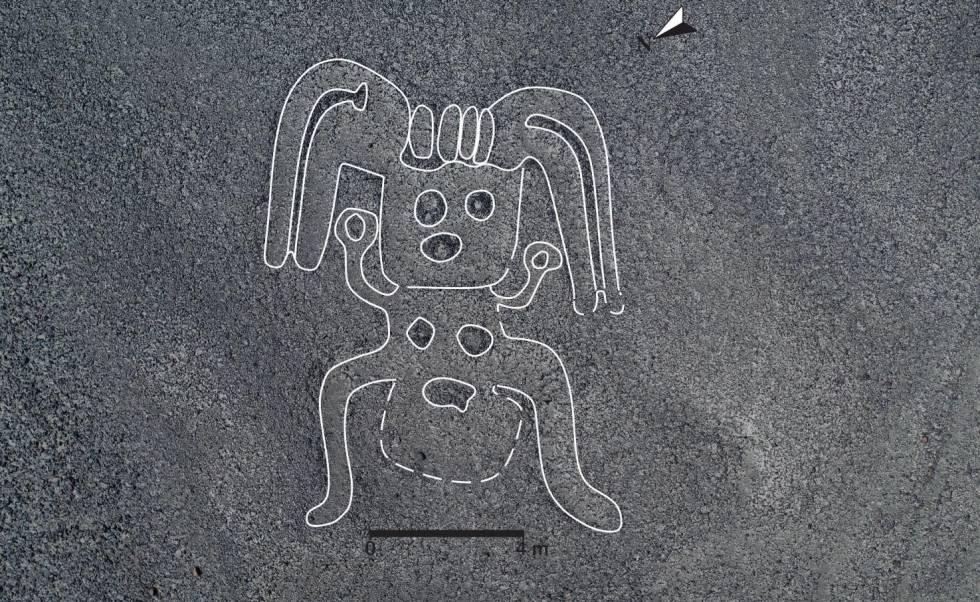 Inteligencia Artificial descubre nuevos geoglifos en Nazca Perú
