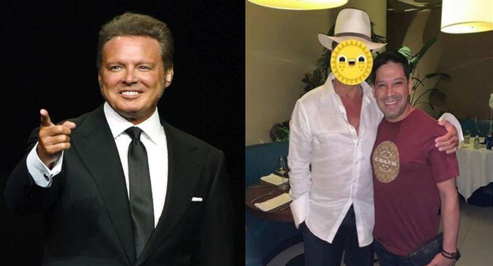 Luis Miguel reaparece en Acapulco y luce más delgado