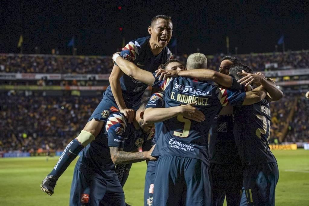 Las Águilas vuelan a semifinales, el América elimina a Tigres
