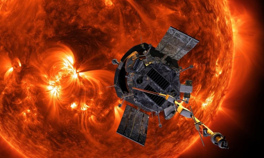 Entra la Nasa al Sol por primera vez con la Sonda Parker y revela los primeros datos