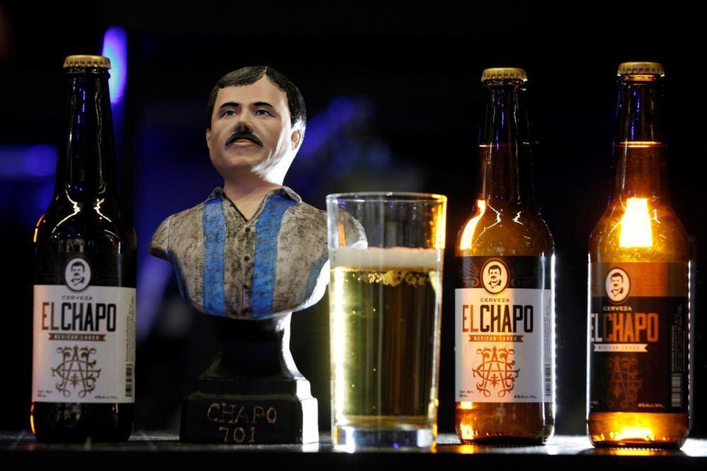 Con ingredientes especiales presentan la nueva cerveza artesanal El Chapo