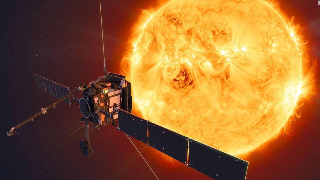 La sonda de exploración Solar Orbiter enfrentará altas temperaturas rumbo al Sol