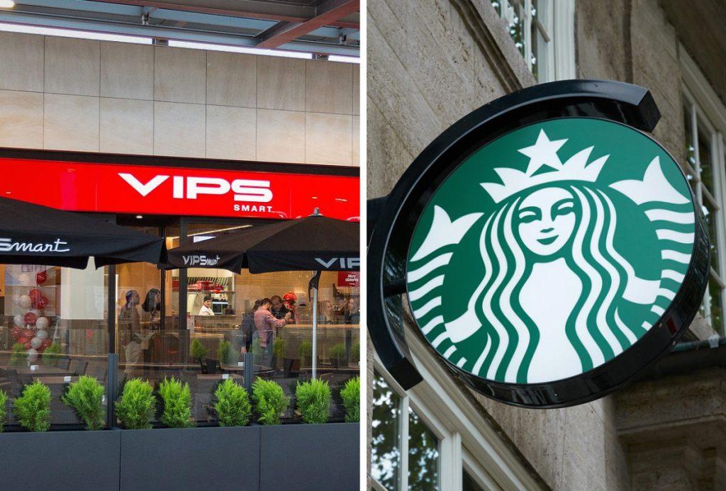 Problemas fiscales para Starbucks, Domino's Pizza, P.F. Chang's por la compra de Vips